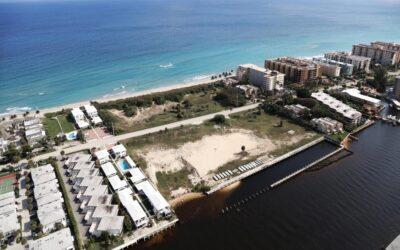 Auction firm hired to sell $50M of oceanfront land out of bankruptcy
